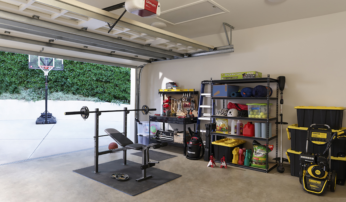 Everything You Need to Organize Your Garage Once and For All