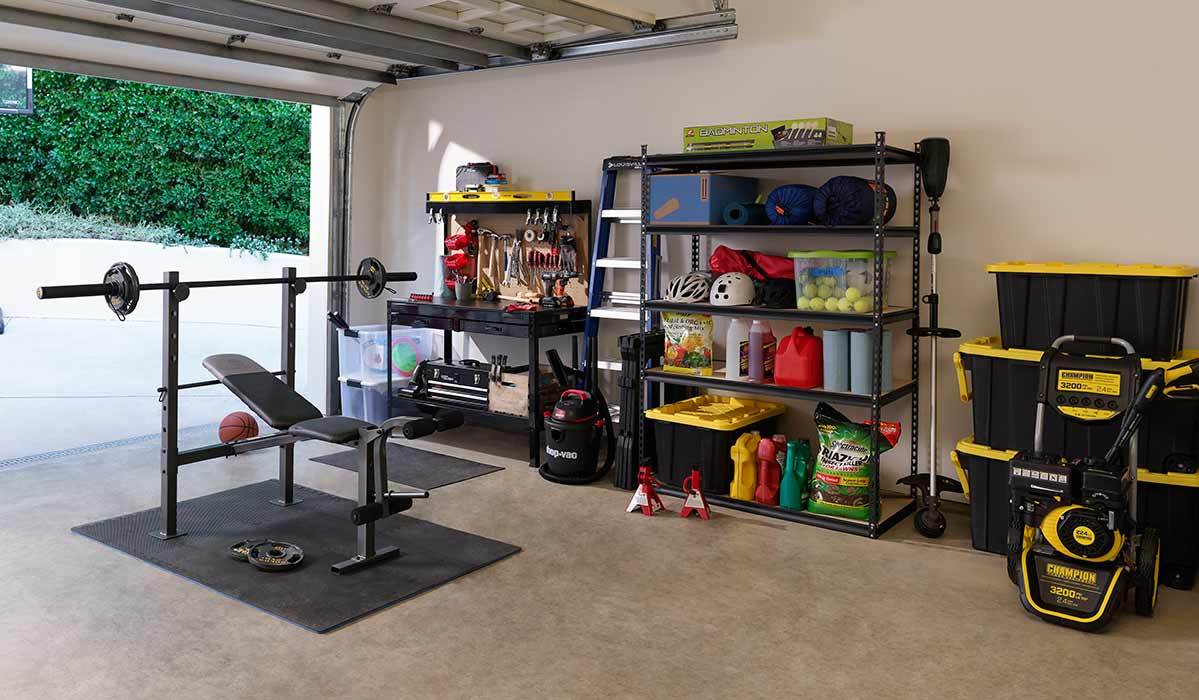 The Best Storage Solutions from Walmart to Organize Your Garage for Good