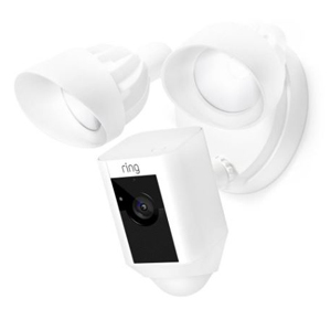 Ring outdoor security camera from The Home Depot photo
