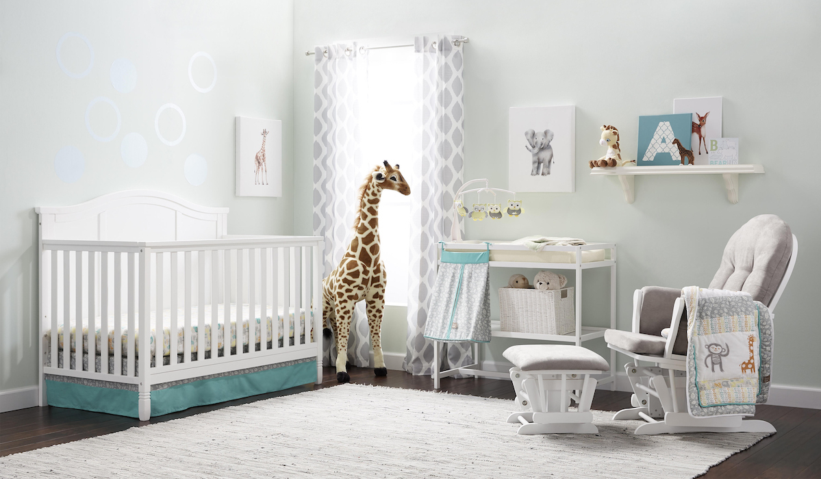 Create the Most Instagrammable Nursery Ever With Walmart's Baby Registry