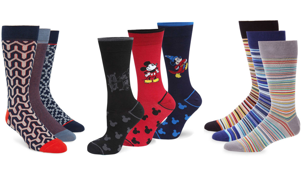 12 Best Socks Sets to Gift the Groomsmen