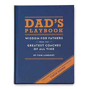 Dad's Playbook Quote Book photo