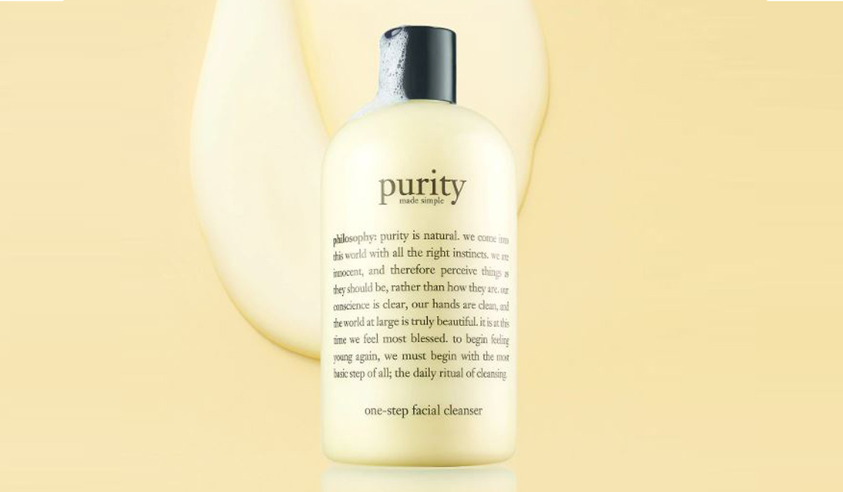 Philosophy Purity Made Simple 3-in-1 Facial Cleanser at Sephora photo