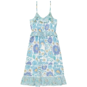 Masala Baby Mommy and Me Vintage Floral Sundress photo