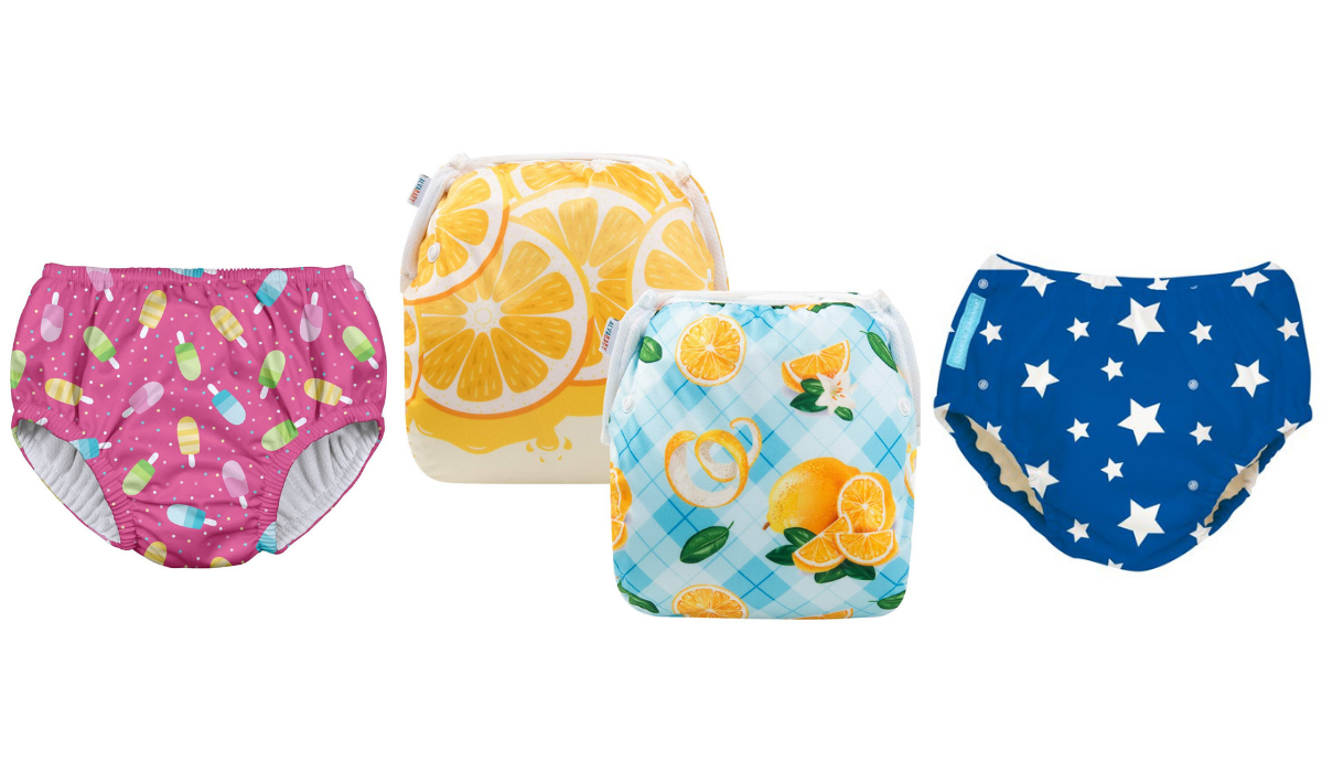 Best Swim Diapers for Little Ones