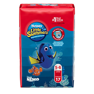 Huggies Little Swimmers photo