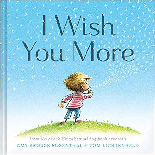 I Wish You More by Amy Krouse Rosenthal photo