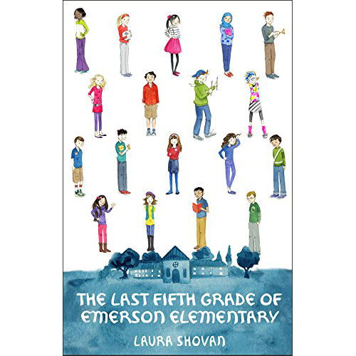 The Last Fifth Grade of Emerson Elementary by Laura Shovan photo