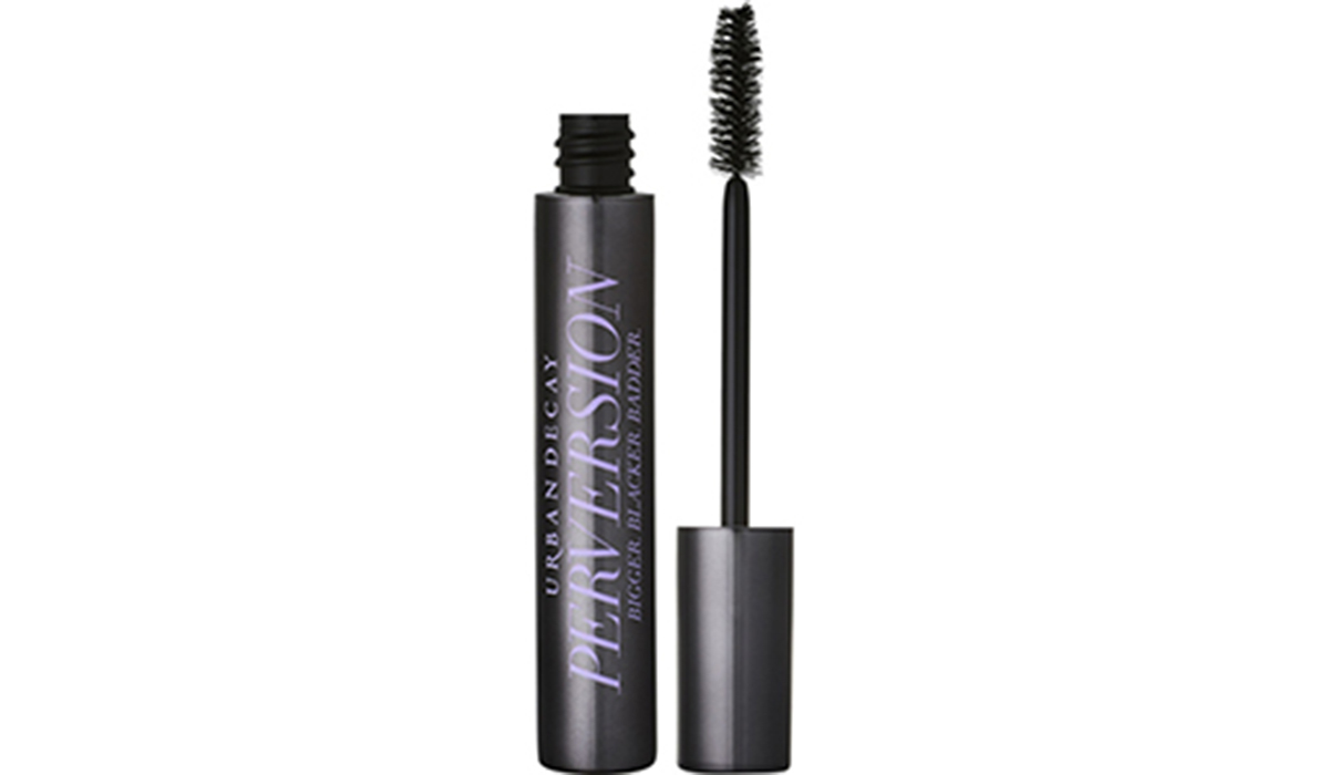 Black and purple tube of Urban Decay Perversion Mascara photo