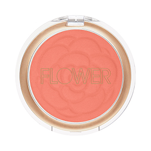 Pan of peach-colored Flower Pots Powder Blush photo