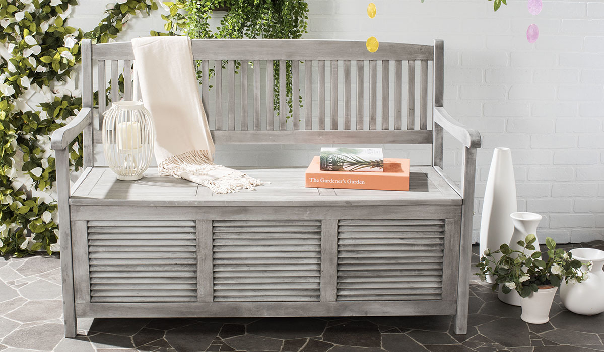 Simple, Stylish Outdoor Storage Solutions for Your Family