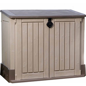 Keter Store It Out Midi 30 Ft Resin Storage Shed photo