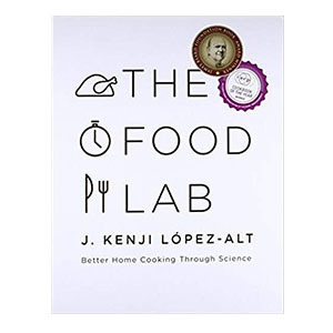 The Food Lab Cookbook by J. Kenji López-Alt photo