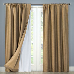 Blackout Curtain Liners photo