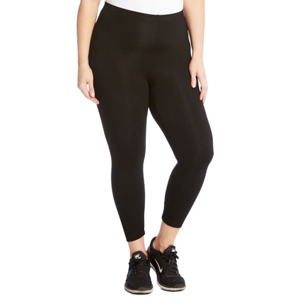 Black size-inclusive leggings from Nordstrom photo