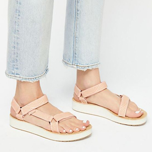Universal Teva sandals from Free People photo