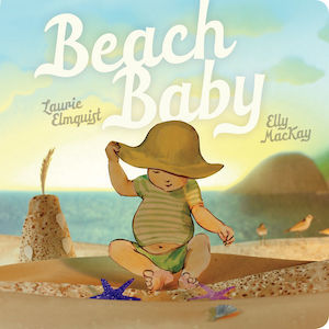 Beach Baby by Laurie Elmquist photo
