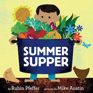 Summer Supper by Rubin Pfeffer and Mike Austin photo