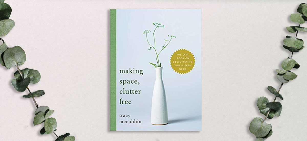 Tracy McCubbin's new book on decluttering your home photo