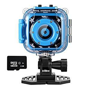 Ourlife Kids Waterproof Camera and Video Recorder photo