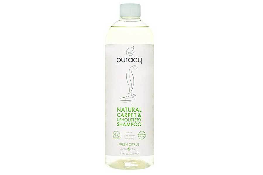 Puracy Natural Carpet Cleaner in a 25 fluid ounce bottle photo