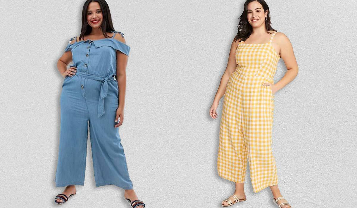 5 Size-Inclusive Jumpsuits and Rompers That Are Just Too Good to Pass Up