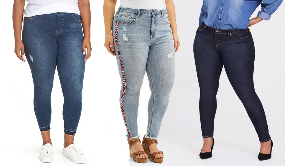 8 Pairs of Size-Inclusive Jeans So Comfy, You'll Want to Wear Them All the Time
