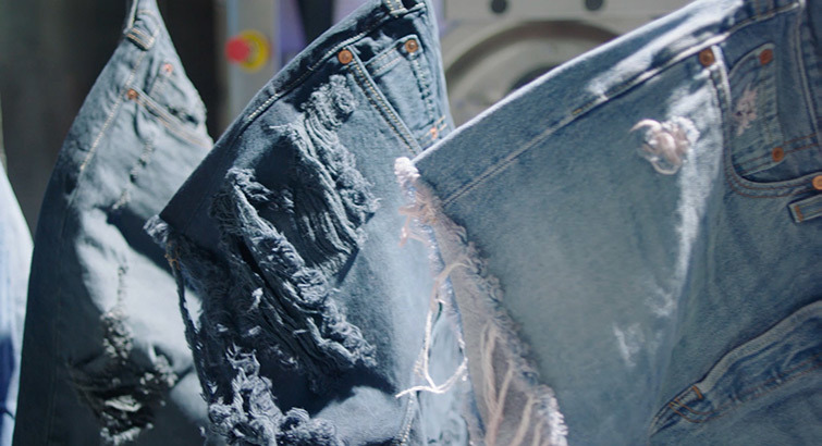 Levi's Is Letting You Customize Your Jeans with Future Finish — Here's What We're Creating