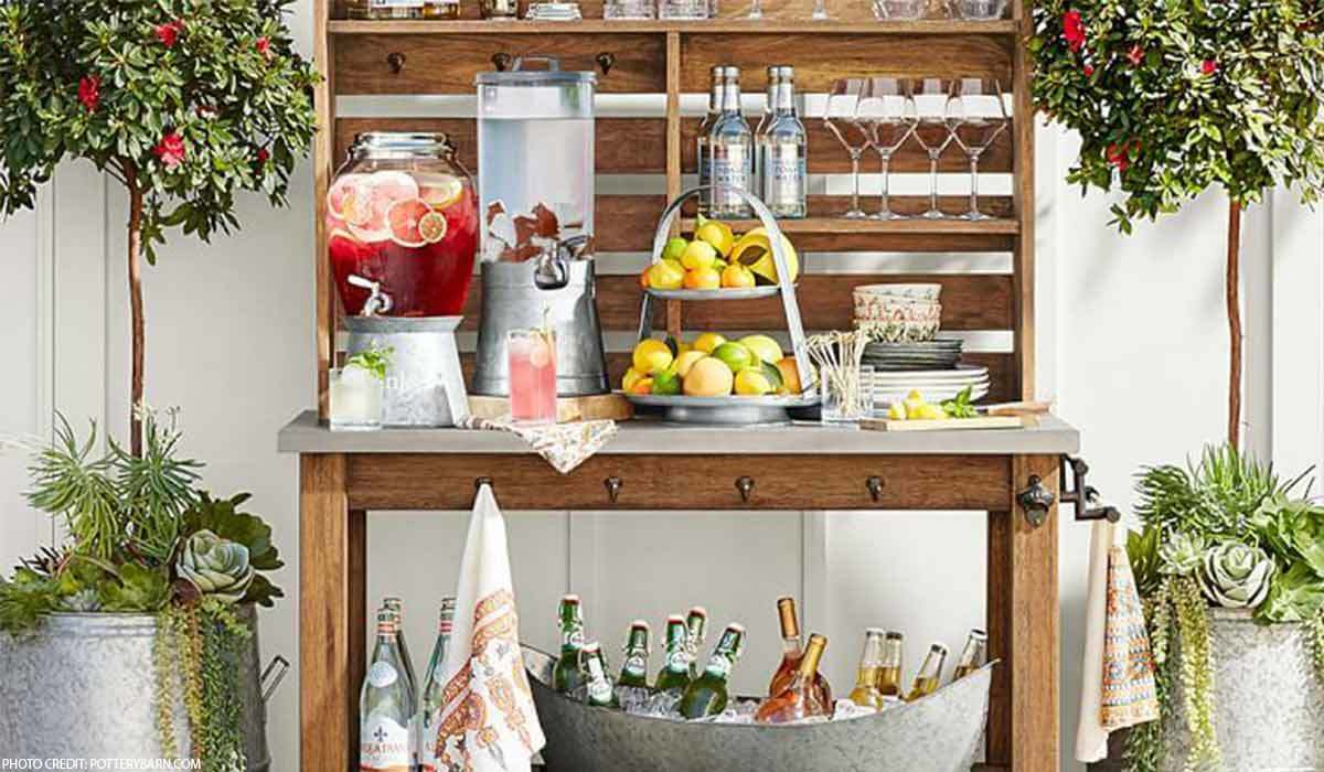 5 Weatherproof Bar Furniture Picks to Deck Out Your Patio