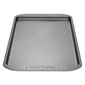 Steel baking sheet from The Home Depot photo