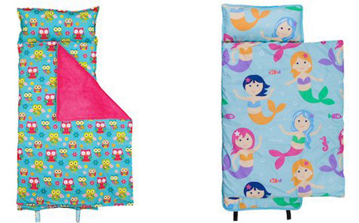Best Toddler Nap Mats for Preschoolers