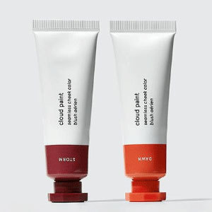 A set two tubes of Cloud Paint from Glossier photo