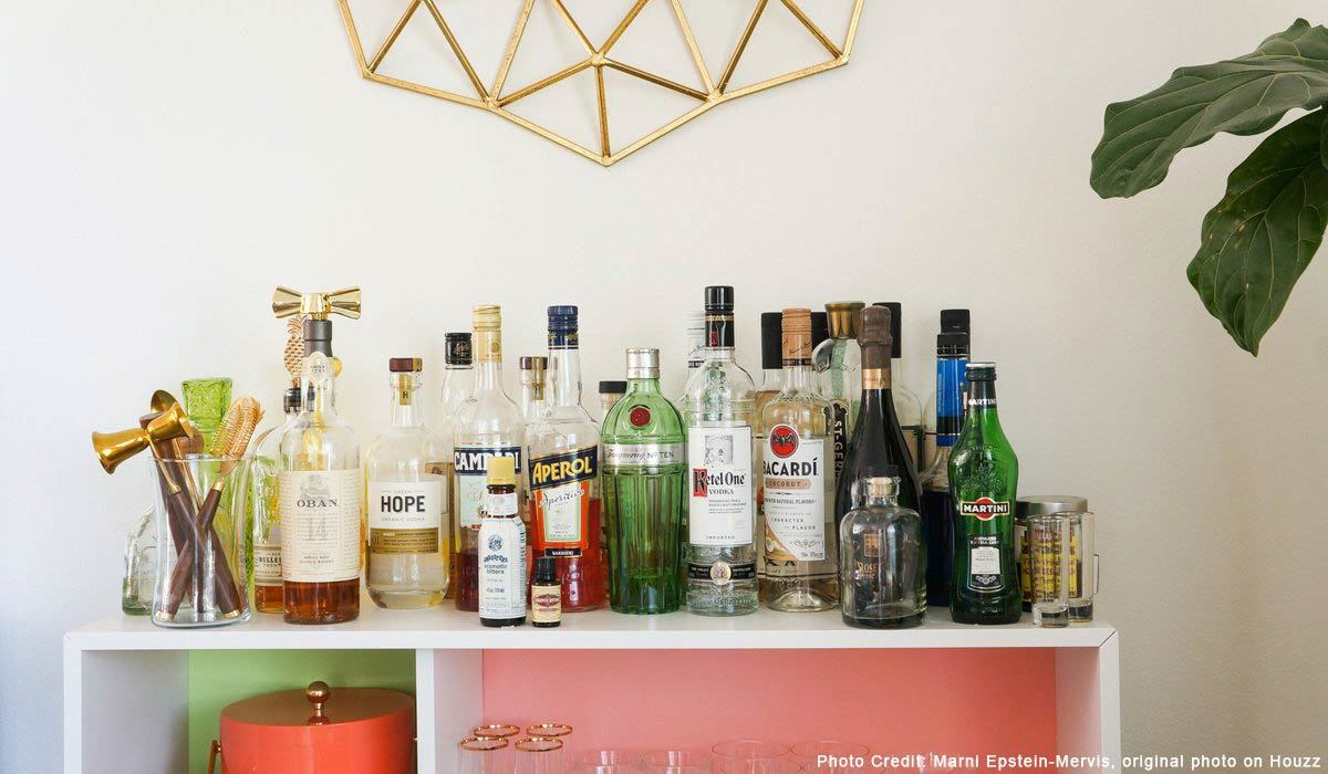 These Are the Home Bar Essentials You Need—All Under $300