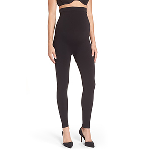 Spanx Mama Look at Me Now Seamless Maternity Leggings photo