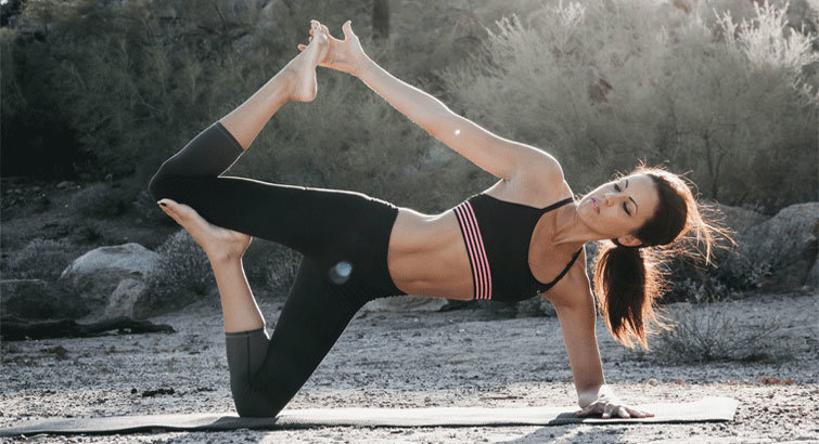 These Stylish Yoga Pants Are Serious Game Changers