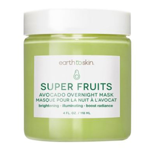 Super Fruits avocado overnight mask from Walmart photo