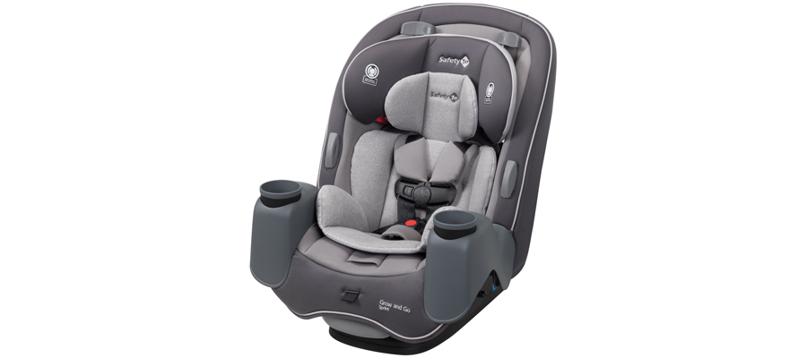 Safety 1st Grow and Go Sprint 3 in 1 Convertible Car Seat from Walmart photo