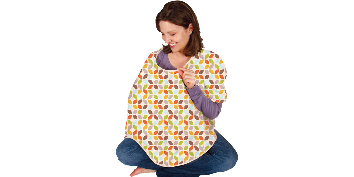 Nursing cover from Walmart photo