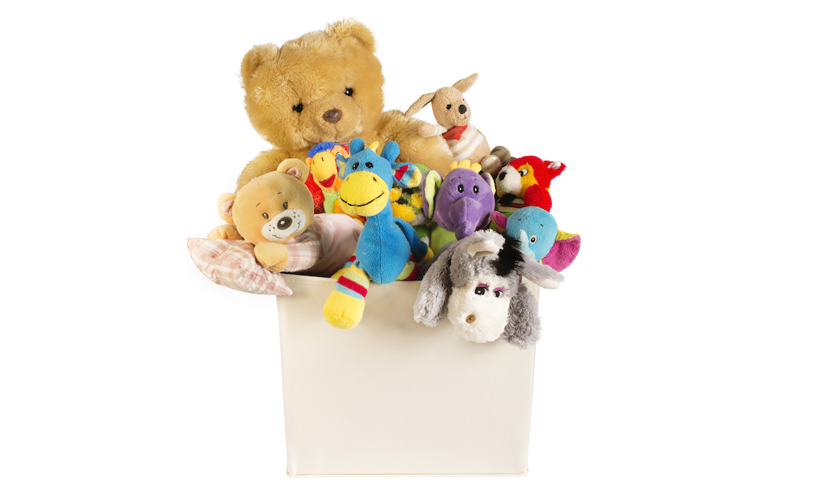 Super Cute Storage Solutions for Organizing Your Kid's Stuffed Animals