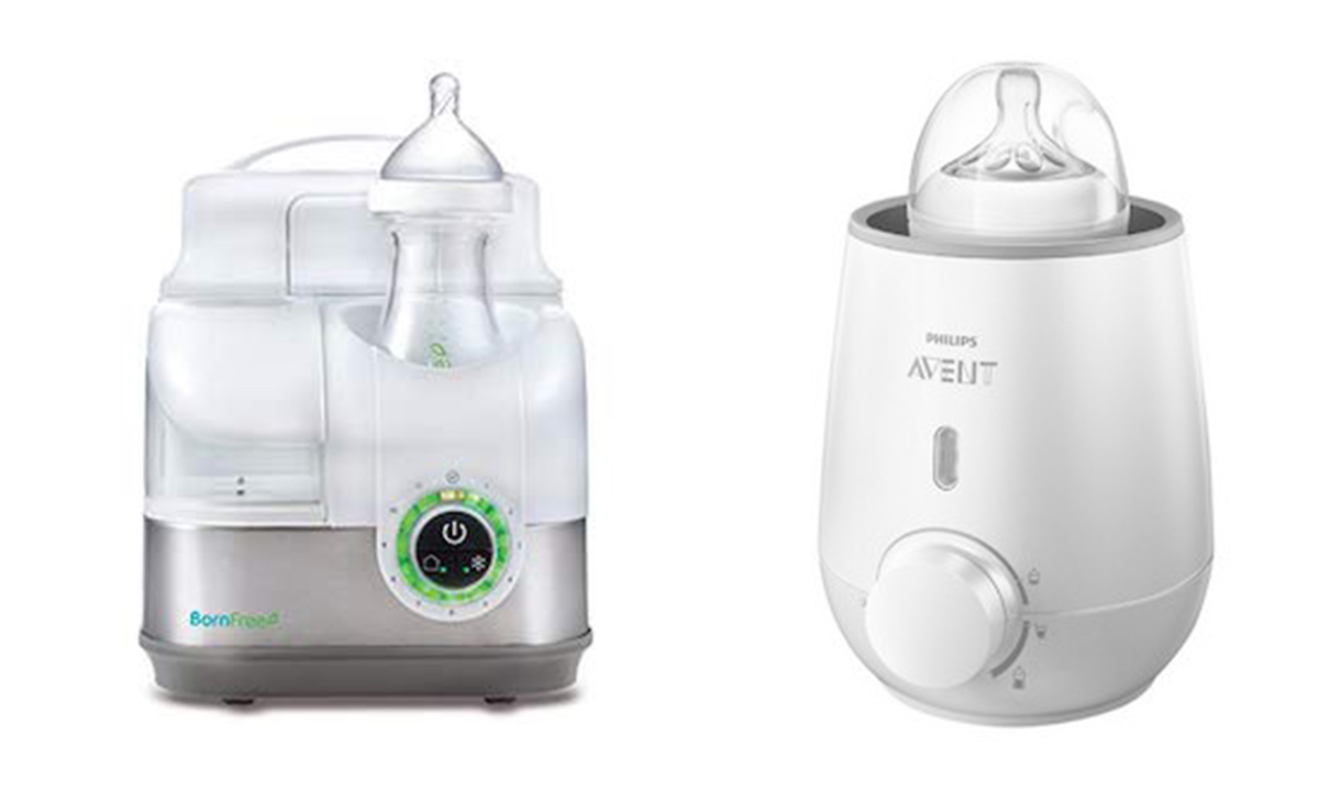 Best Bottle Warmers for Baby