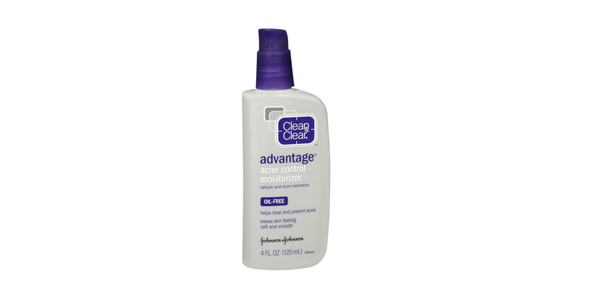Clean and Clear oil-free moisturizer photo
