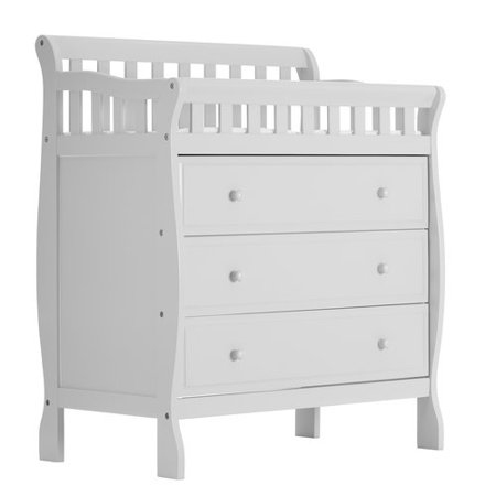 Dream On Me Marcus Changing Table And Dresser photo