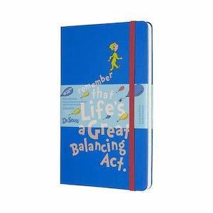 Moleskine Limited Edition Dr. Seuss 18 Month 2019-2020 Weekly Planner photo