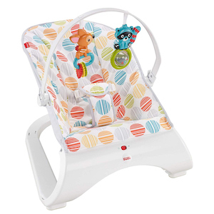 Fisher-Price Comfort Curve Bouncer photo