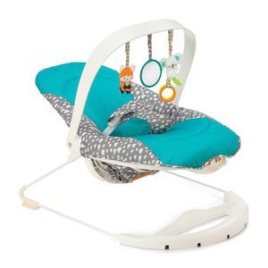 Infantino Gaga 2-in-1 Bouncer and Activity Seat photo