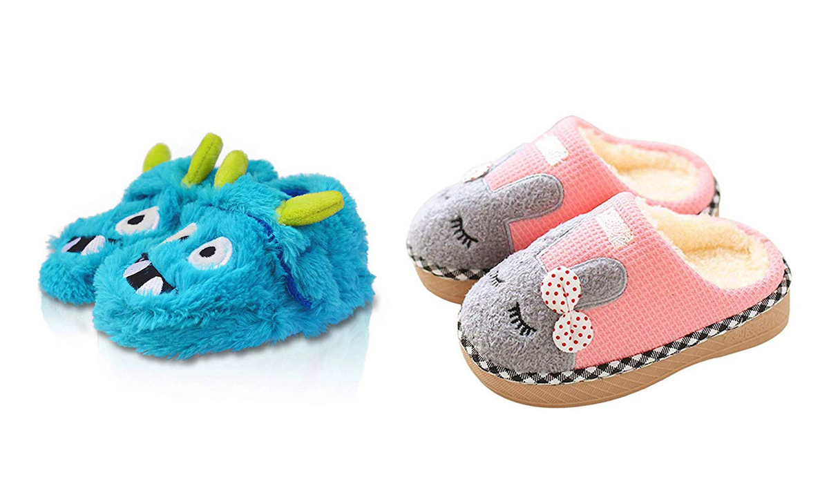 Cute and Comfy Slipper Styles for Kids of All Ages