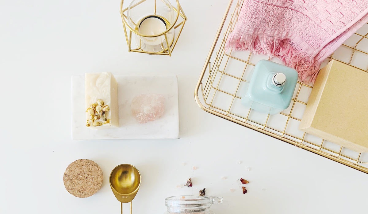 9 Beauty Essentials for a Relaxing At-Home Spa Day