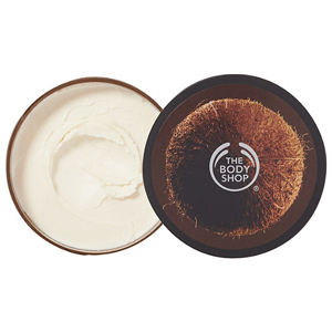 The Body Shop coconut body butter from Ulta photo