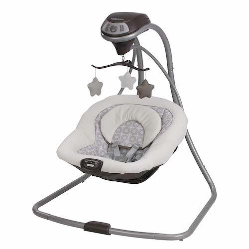 Graco DuetSoothe Baby Swing and Rocker photo