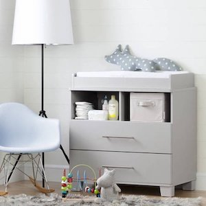 South Shore Cuddly Changing Table/Dresser photo